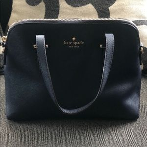 Kate Spade Navy Blue Purse